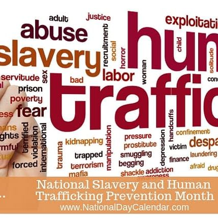 National-Slavery-and-Human-Trafficking-Prevention-Month-January