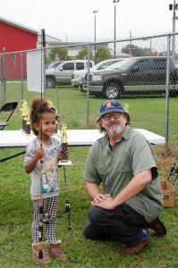 Kaliyah Jackson 3-6 2nd place
